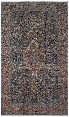 KERMAN old. 616x389 cm.
