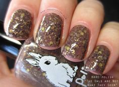 Hare Polish - The Owls Are Not What They Seem