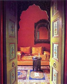 ZUNIGA INTERIORS: More Fabulous Global Style From India & Morocco...