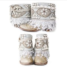 Can do this with old boots!!