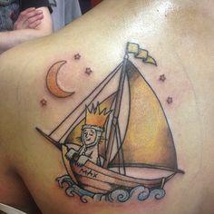 21 Tattoos That Show Off Some Impressive Literary Devotion Hp Tattoo, Wild Tattoo, Book Tattoo, Tattoo 2017, Tattoo Small, Tattoo Flash, Pin Up Tattoos, Body Art Tattoos, Tatoos