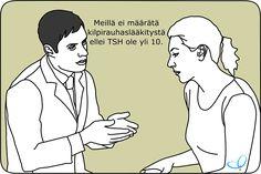#lääkärinsuusta  #KilpoFi #kilpirauhanen