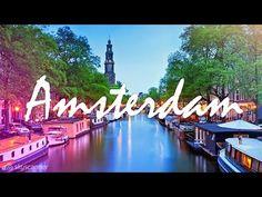 Amsterdam: il video dei posti più trendy della città