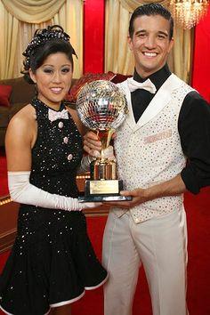 Season Six: Kristi Yamaguchi and Pro Partner Mark Ballas