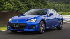 The 2017 #Subaru #BRZ has plenty of style, performance and safety.