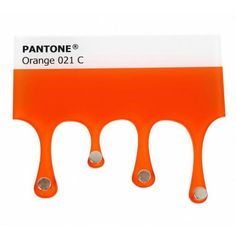 For Keys, use your pantone!