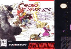 It's interesting that so many people regard this as one of the best RPGs of all time. I remember enjoying it, but it never quite lived up to the SNES Final Fantasies or even the NES Dragon Warriors of the time. It's still a classic worth playing on any platform, including iOS.