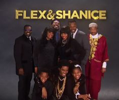 Everyone's new Saturday Night Addiction: #FlexAndShanice Family Television and the only reality show I watch. :-)