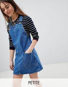 New Look Petite Pinafore Dress