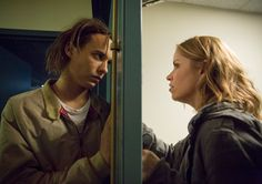 Nick and his mother, Madison, in the season 1 finale of AMC's Fear The Walking Dead