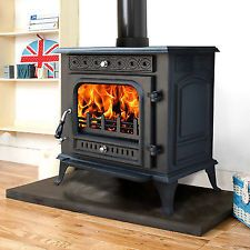 Buy Heating Stoves Ebay Log Burner Wood Burning Stove Woodburning Stove Fireplace