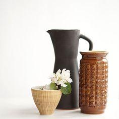Ceramics: Vintage & new | photo: Sabine Wittig