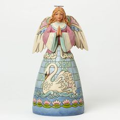 Angel with Swan - 4040793