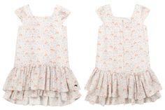 @Paul Smith Junior Spring Summer 2014, light pink liberty printed dress #pink #paulsmithjunior #childrens #kids #childrenswear #kidswear #kidsfashion #girls #boys