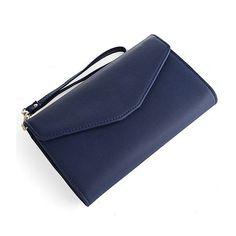 Women Hasp Short Wallet Girls Purse Card Holder Coin Bag 5.5 Inches Phone Bag Fo - US$13.88