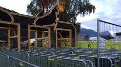 Jubiläum - Gampel: Virtueller Gang durch das Festival