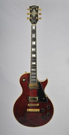 1979 Gibson Les Paul Custom.