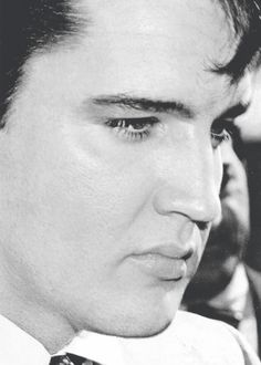 Elvis at the St. Jude's charity event in Long Beach, CA on February 14, 1964.