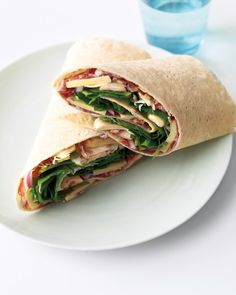 Prosciutto and Gruyere Wraps Recipe