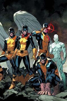 The X-Men are a fictional team of superheroes appearing in the Marvel Comics universe. Created by Stan Lee and Jack Kirby, the characters first appeared in The X-Men #1 in 1963. The X-Men are mutants, a subspecies of humans who are born with superhuman abilities. The X-Men fight for peace and equality between normal humans and mutants in a world where antimutant bigotry is fierce and widespread. They are led by Charles Xavier. Charles is the founder of Xavier's School for Gifted Youngsters…
