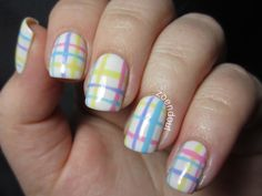 Easter Nail Designs - Cute Easter Nail Art Inspiration - Good Housekeeping