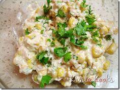 Mexican Corn Salad from Pink Parsley Krista Kooks