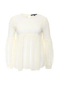 Блуза French Connection купить за 4 390руб FR003EWHUQ30 в…