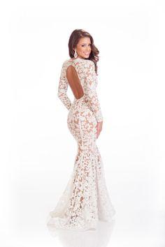 Nia Sánchez, Miss USA 2014. DARREN DECKER/MISS UNIVERSE/CORTESÍA