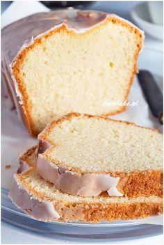 Babka na oleju - I Love Bake Pound Cake, Vanilla Cake, Food And Drink, Desserts, Recipes, Diet, Tailgate Desserts, Crack Cake, Deserts