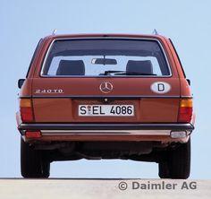 240 TD / S 123 D 24, 1978 - 1986