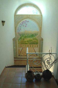puerta-arabe. www.veronique-payovitch.com