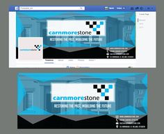 Facebook Cover for Carnmorestone