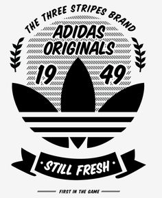 adidas logo graffiti vector