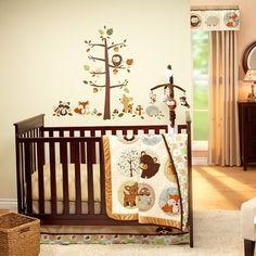 Friends- 4pc Crib Bedding Set
