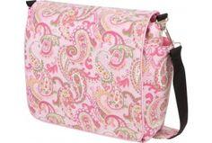 Such a cute diaper bag.