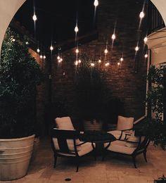 Outdoor Sitting Area.