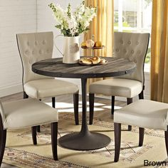 Drive Wood Top Dining Table - Overstock™ Shopping - Great Deals on Modway Dining Tables