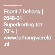 Esprit 7 behang | 2648-31 | Superkorting tot 70% | www.behangwereld.nl
