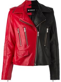 Shop women's leather jackets online now at Farfetch. Find women's designer leather jackets from luxury brands at top boutiques. Leder Outfits, Leather Jacket Outfits, Men's Leather Jacket, Best Leather Jackets, Designer Leather Jackets, Celebrity Outfits, Celebrity Style, Leather Fashion, Mantel