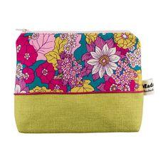 Wildflowers Make Up Bag £18.00