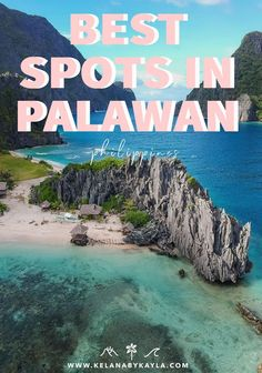Whether you are first timer or a repeat visitor, these Palawan tourist spots will open your heart to this captivating island. Travel Guides, Travel Tips, Tourist Spots, Palawan, Ultimate Travel, Beautiful Places To Visit, Asia Travel, World Heritage Sites, Dream Vacations