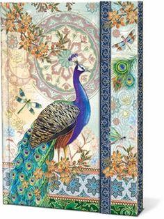 Royal Peacock Journal: Punch Studio: FairyGlen.com