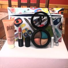 March Ipsy Bag Value = $55.80  Even though this was a 4 item month it was still a great value/ product month. Not loving the bag,but hey you're not gonna like everything 100% of the time. Good job Ipsy www.ipsy.com/r/6gtq