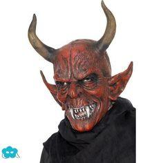 Máscara de demonio