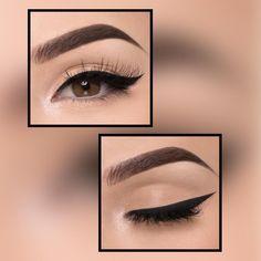 Enfin un trait d'Eyeliner PARFAIT et à tous les coups ! Si vous cherchez un moyenpour enfin tracer votre eye-liner facilement et rapidement, cet accessoire est fait pour vous !Offrez vous un regard séduisant et captivant ! Grâce cet Eyeliner à application facile vous obtiendrez un résultat parfait et ça en quelques se