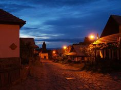Hollókő by night :) Hungary, Adventure, Night, World, The World, Fairy Tales, Adventure Nursery, Peace, Earth