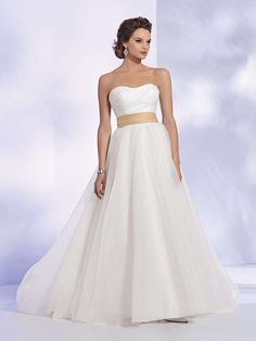 Reflections by Jordan Wedding Dress Style M403   House of Brides