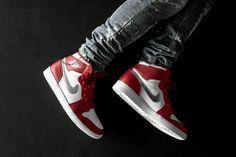 "Air Jordan 1 Retro ""Silver Medal"" - EU Kicks: Sneaker Magazine"