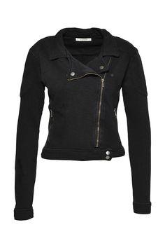 Wunderwerk // Sweat Biker Jacket