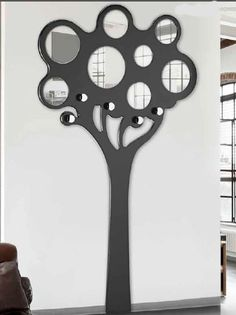 Pinterest el cat logo global de ideas - Perchero pared moderno ...